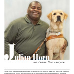 Leader Dog Success Story - Horn
