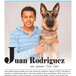 Leader Dog Success Story - Rodrigez