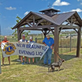 Gazebo at Humane Society of New Braunfels Area